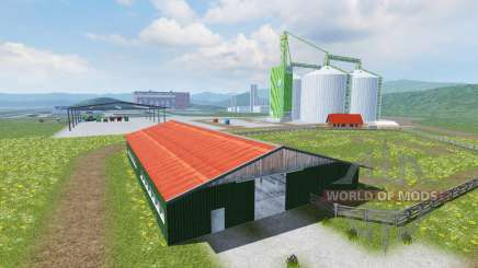 Farm central for Farming Simulator 2013