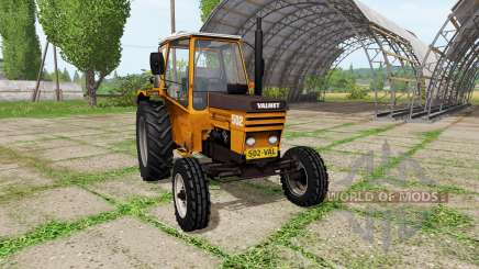 Valmet 502 for Farming Simulator 2017
