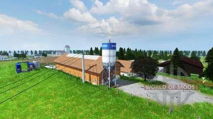 Kleinberghofen v2.0 for Farming Simulator 2013