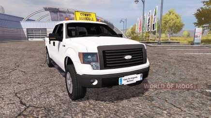Ford F-150 convoi agricole for Farming Simulator 2013