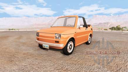 Fiat 126p v7.0 for BeamNG Drive