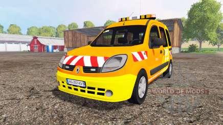 Renault Kangoo DIR for Farming Simulator 2015