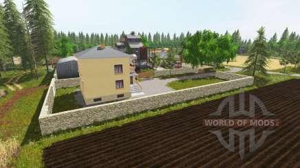Polish village for Farming Simulator 2017