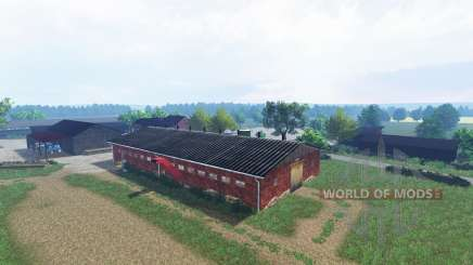 Made In Germany v0.91 for Farming Simulator 2015