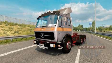 Mercedes-Benz 1632 v1.2 for Euro Truck Simulator 2