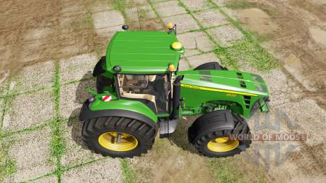 John Deere 8530 v4.0 for Farming Simulator 2017