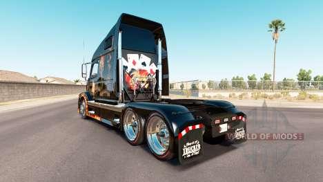 Skin Jackpot on tractor Volvo VNL 670 for American Truck Simulator