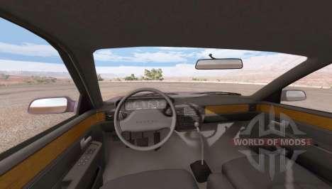 Gavril Grand Marshall V6 road cruiser v1.2 for BeamNG Drive