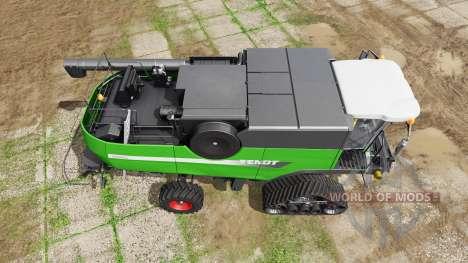 Fendt 9490X v3.0 for Farming Simulator 2017