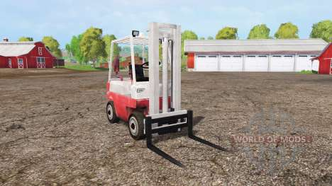 Linde H25D v1.1 for Farming Simulator 2015