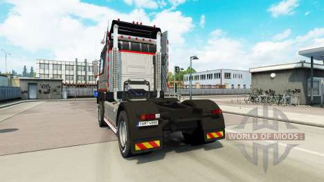 Scania 143M 500 v4.0 for Euro Truck Simulator 2