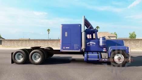Mack RS700 for American Truck Simulator