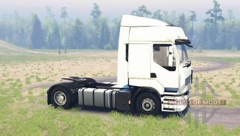Renault Premium for Spin Tires