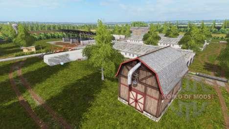 Alfold v2.1 for Farming Simulator 2017