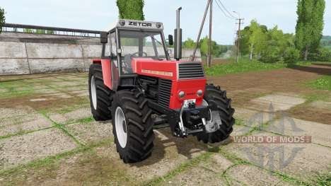 Zetor Crystal 12045 v2.0 for Farming Simulator 2017