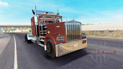 Kenworth W900A 1974 for American Truck Simulator