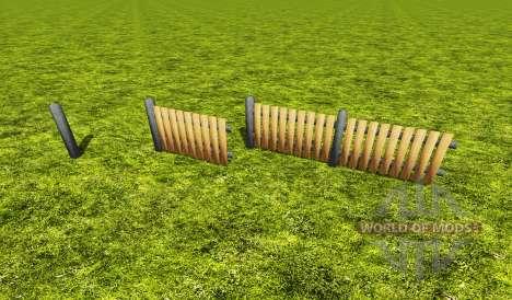 Fence for Farming Simulator 2015