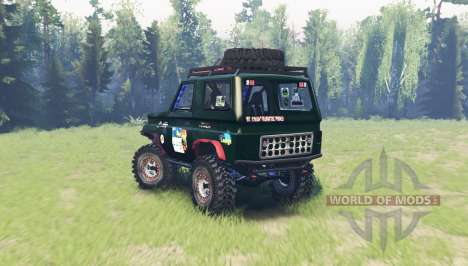 Toyota Land Cruiser 70 for Spin Tires