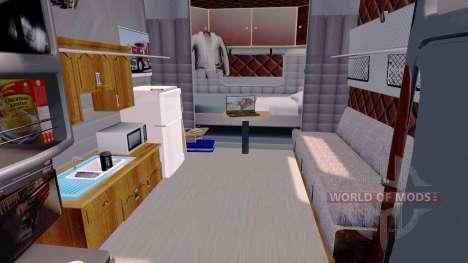 Peterbilt 379 custom for American Truck Simulator