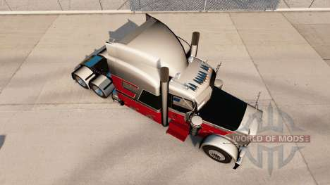 GP custom skin for the truck Peterbilt 389 for American Truck Simulator
