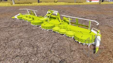 CLAAS Orbis 900 for Farming Simulator 2013