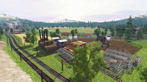 Ulsteinvik v1.4 for Farming Simulator 2015