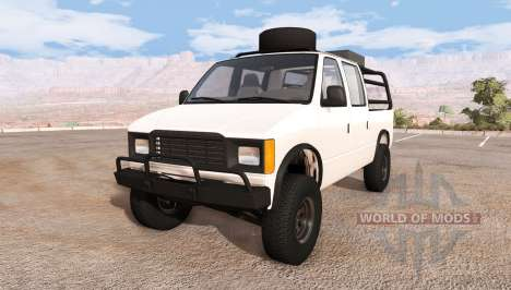 Gavril H-Series crew cab v0.8.2 for BeamNG Drive
