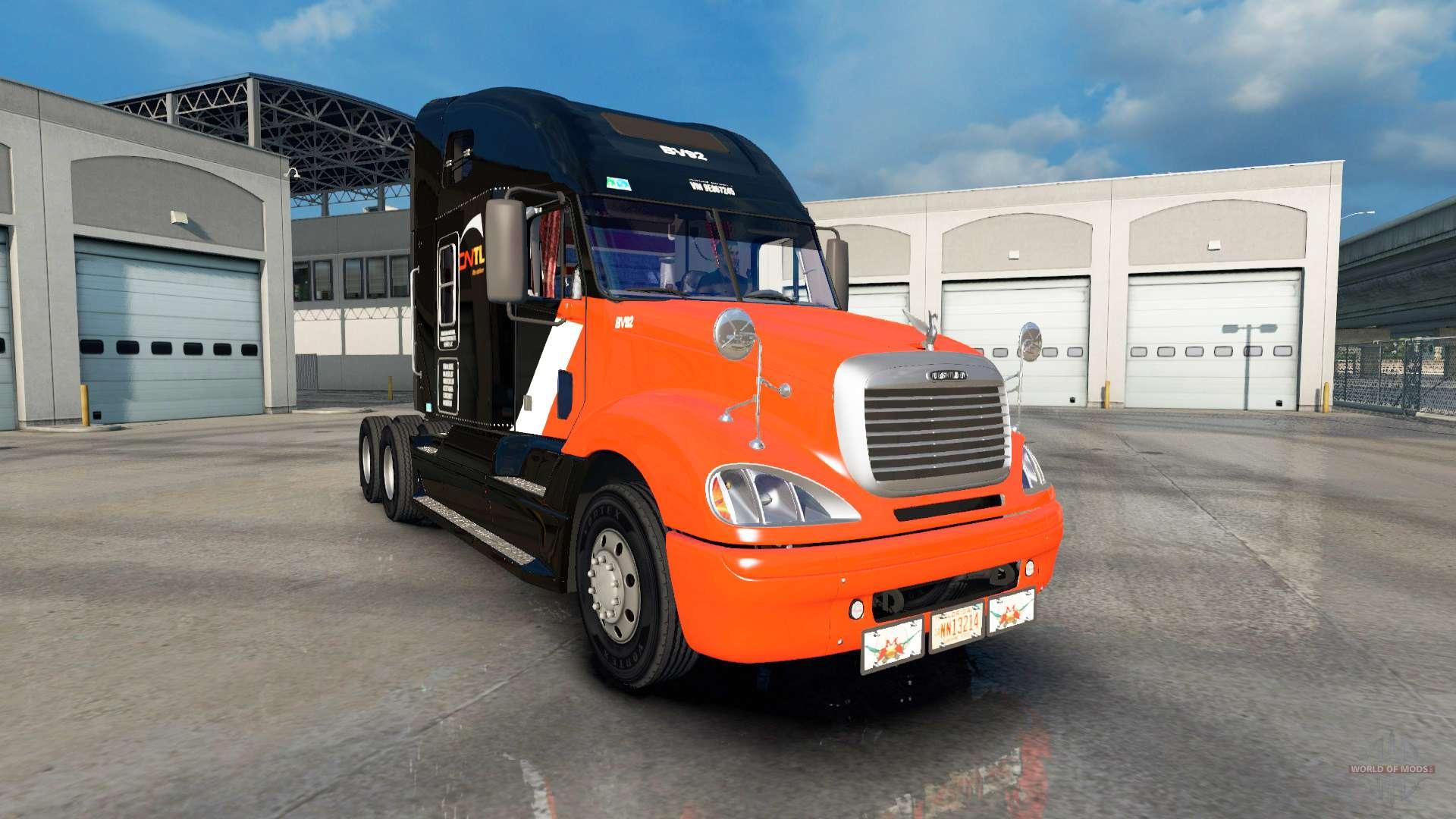Freightliner Columbia for American Truck Simulator
