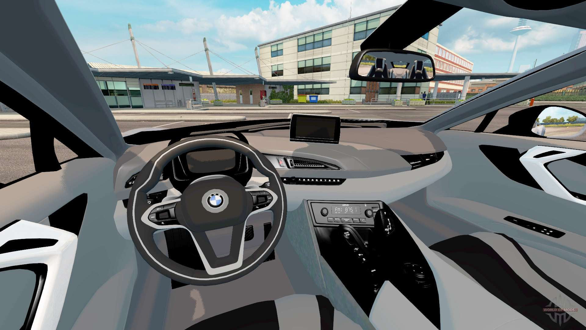 Bmw I8 I12 V2 0 For Euro Truck Simulator 2