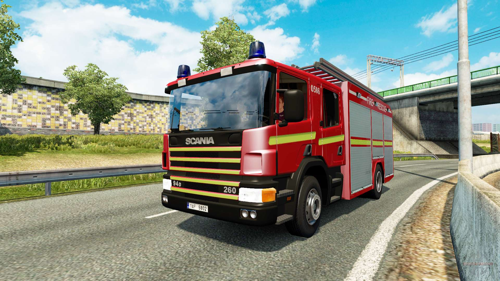 truck traffic pack v2 3 for euro truck simulator 2. Black Bedroom Furniture Sets. Home Design Ideas