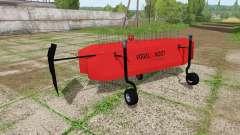 Vogel&Noot Heublitz 220 for Farming Simulator 2017