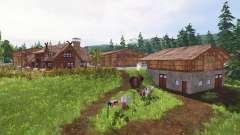 Ulsteinvik v1.1 for Farming Simulator 2015