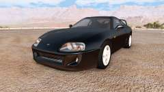 Toyota Supra engine pack v2.2 for BeamNG Drive