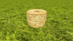 Round bale for Farming Simulator 2017