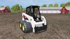 Bobcat S160 track for Farming Simulator 2015