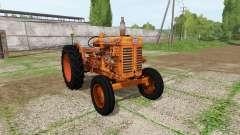OM 50R v1.1 for Farming Simulator 2017