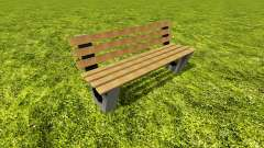 Public bench for Farming Simulator 2017