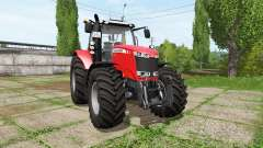 Massey Ferguson 7720 v1.2.1 for Farming Simulator 2017