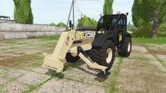 JCB 536-70 army for Farming Simulator 2017