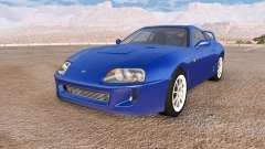 Toyota Supra engine pack v2.1 for BeamNG Drive