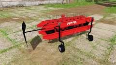Belt rake Molon for Farming Simulator 2017