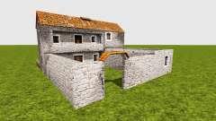 Medieval greek house