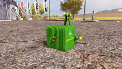 Weight John Deere v2.0 for Farming Simulator 2013