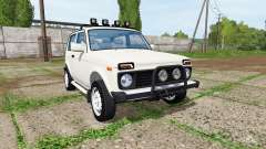 VAZ 21213 Niva for Farming Simulator 2017