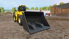 Volvo L180F v3.0 for Farming Simulator 2015