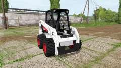 Bobcat S160 v2.3 for Farming Simulator 2017