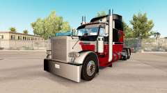 GP custom skin for the truck Peterbilt 389