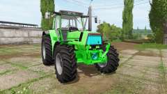 Deutz-Fahr AgroStar 6.61 v1.2 for Farming Simulator 2017