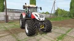 Steyr Terrus 6270 CVT ecotec v2.0 for Farming Simulator 2017