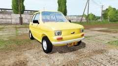 Fiat 126p for Farming Simulator 2017
